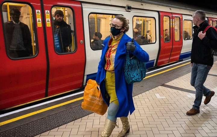 У Лондоні закрили 40 станцій метро
