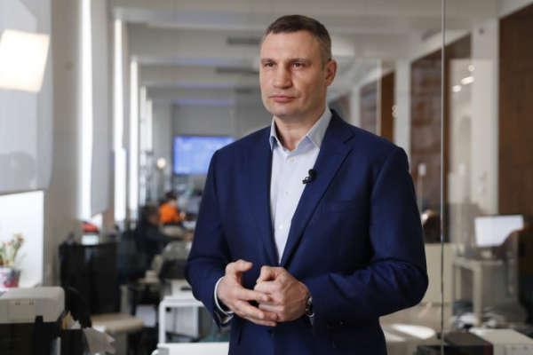 Кличко підрахував: через коронавірус Київ за місяць втратить понад мільярд гривень