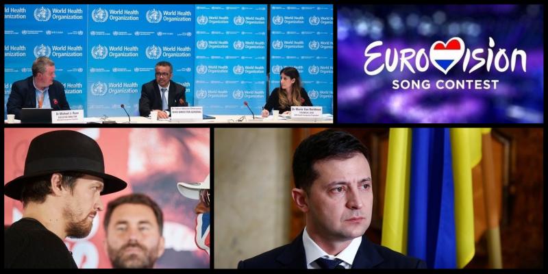 В Украине усилили меры контроля, призыв приостановили, ВОЗ испытывает вакцину от COVID-19 и другое: главные события 18 марта