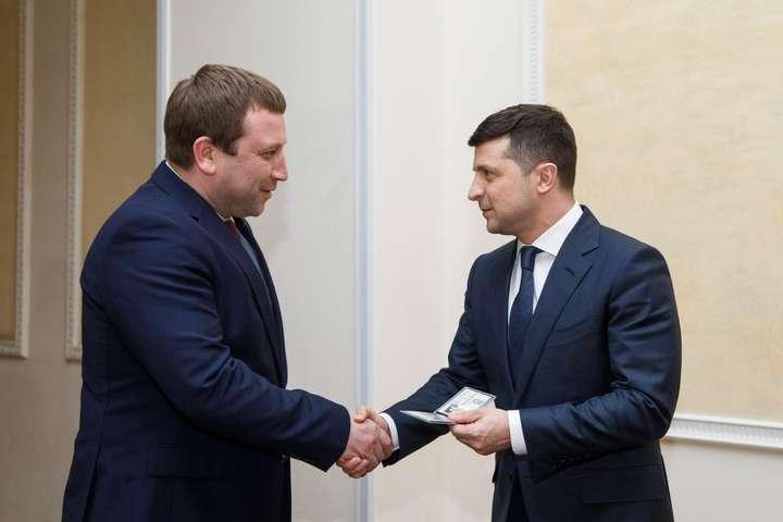 Зеленський призначив нового керівника Тернопільської обладміністрації