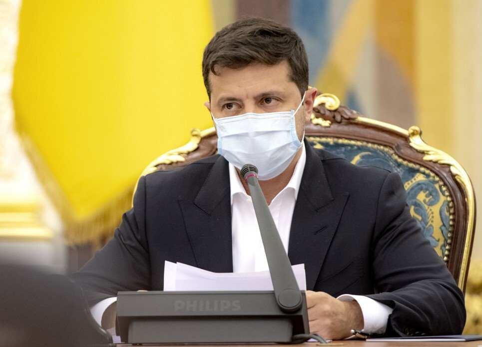 Зеленський ввів у дію рішення РНБО про відновлення довіри до конституційного судочинства