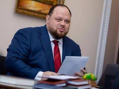 Стефанчук: Питання Конституційного Суду має вирішуватися швидко і за рамками судової реформи
